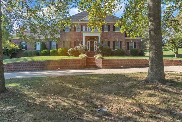 2137 Wood Hollow Court, Cape Girardeau, MO 63701 (#19057353) :: The Becky O'Neill Power Home Selling Team