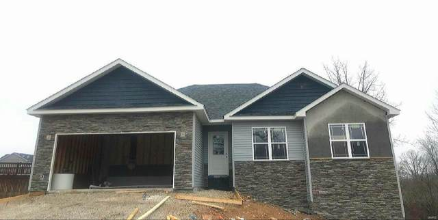 67 Lot Tbb Briar Pointe, Waynesville, MO 65583 (#19057422) :: Sue Martin Team