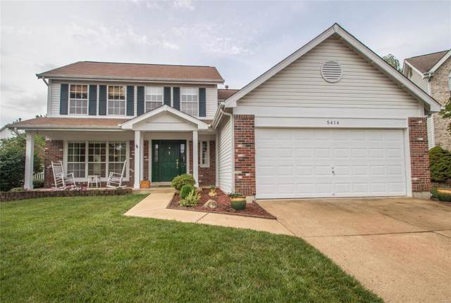 5414 Tesson Parc, St Louis, MO 63128 (#19057721) :: The Becky O'Neill Power Home Selling Team