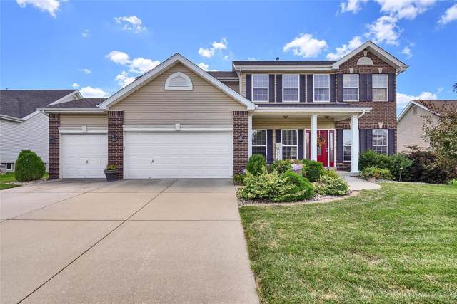 6776 Oxford Lane, Maryville, IL 62062 (#19057755) :: Fusion Realty, LLC