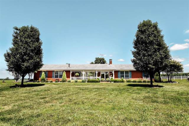 14081 State Route 15, NASHVILLE, IL 62263 (#19058435) :: Clarity Street Realty
