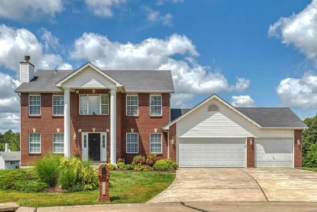 776 Oak Leaf Bluff, Saint Charles, MO 63304 (#19058617) :: The Becky O'Neill Power Home Selling Team