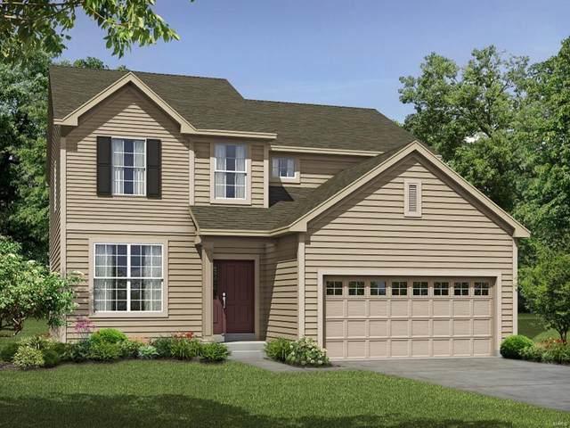 1 Fairfax @Pinewoods Estates, Wentzville, MO 63385 (#19058991) :: Hartmann Realtors Inc.