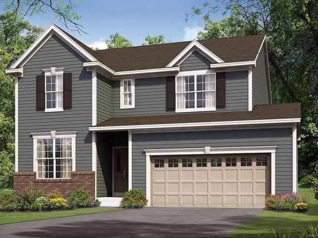 1 Bristol @ Pinewoods Estates, Wentzville, MO 63385 (#19058992) :: Hartmann Realtors Inc.