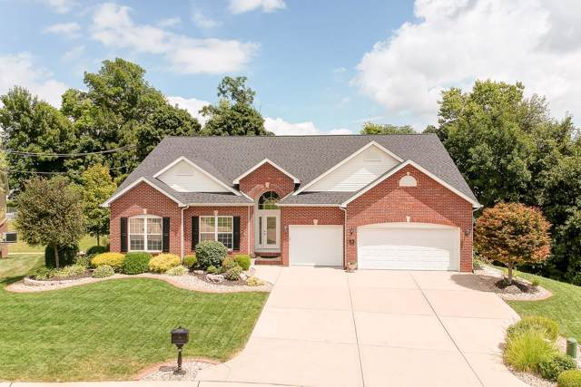 245 Fountain Drive, Glen Carbon, IL 62034 (#19059134) :: The Kathy Helbig Group