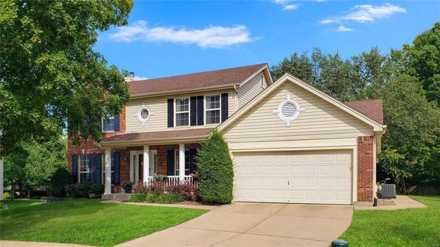 1202 Summerpoint, Fenton, MO 63026 (#19059271) :: The Becky O'Neill Power Home Selling Team