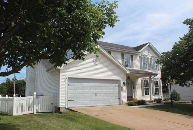 6210 Hawkins Farm Court, St Louis, MO 63129 (#19059410) :: The Becky O'Neill Power Home Selling Team