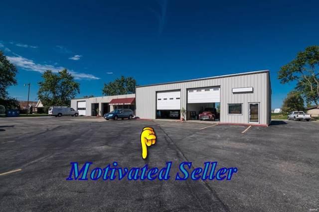1142 New Trenton Road, Highland, IL 62249 (#19059684) :: Fusion Realty, LLC