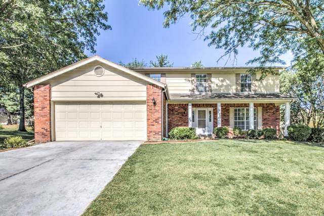 527 Lering, Ballwin, MO 63011 (#19060162) :: The Becky O'Neill Power Home Selling Team
