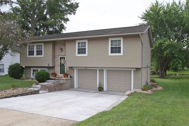 848 Newport Bay Drive, Edwardsville, IL 62025 (#19060975) :: Holden Realty Group - RE/MAX Preferred