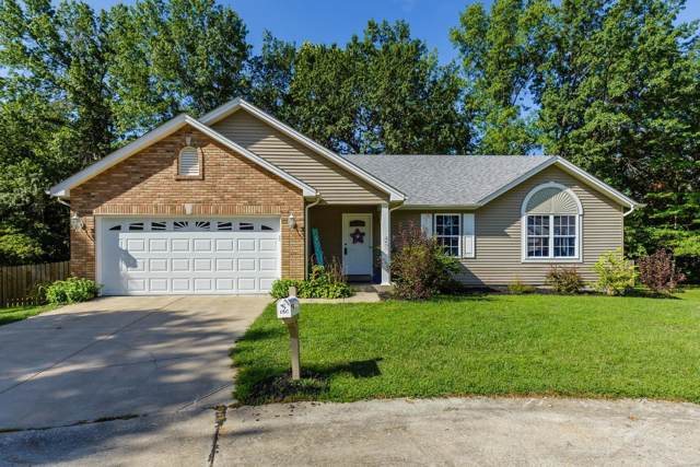 180 Cottonwood Lane, Troy, MO 63379 (#19061014) :: Holden Realty Group - RE/MAX Preferred