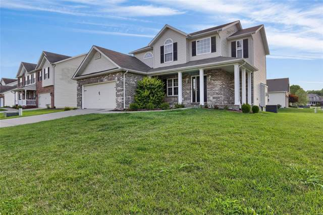 1109 High Valley, Shiloh, IL 62221 (#19061293) :: Fusion Realty, LLC