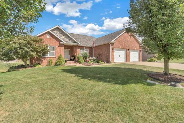 1350 Trevino Drive, Jackson, MO 63755 (#19061299) :: The Kathy Helbig Group