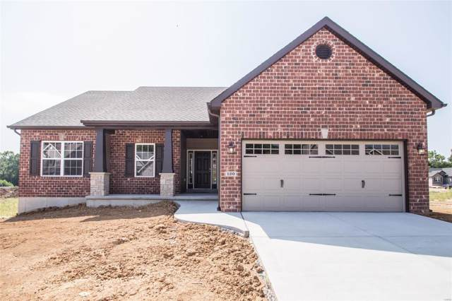120 Pin Oak Meadows, Barnhart, MO 63012 (#19061950) :: Holden Realty Group - RE/MAX Preferred