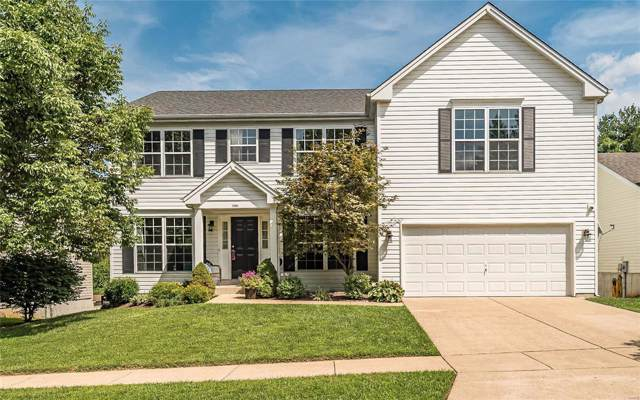 11304 Pineview Crossing Drive, Maryland Heights, MO 63043 (#19061987) :: The Becky O'Neill Power Home Selling Team