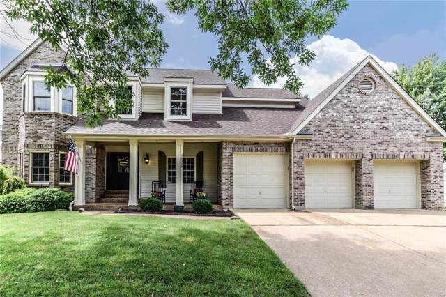 16358 Audubon Village, Grover, MO 63040 (#19061992) :: The Becky O'Neill Power Home Selling Team