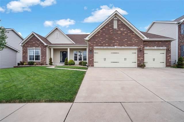 1241 Talbridge Way, Saint Charles, MO 63303 (#19062155) :: The Becky O'Neill Power Home Selling Team