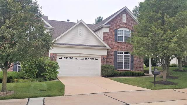 609 609 Stonebrook Court, Chesterfield, MO 63005 (#19062468) :: St. Louis Finest Homes Realty Group