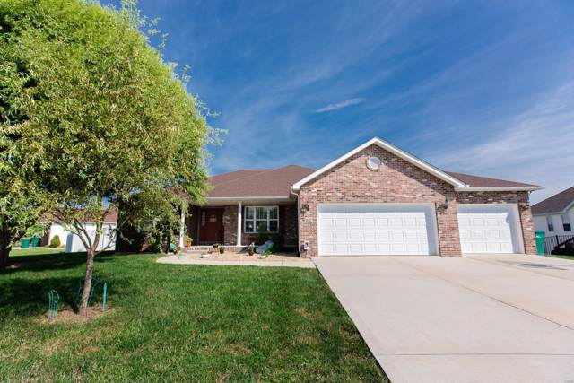 9687 Winchester Street, Mascoutah, IL 62258 (#19062893) :: Fusion Realty, LLC
