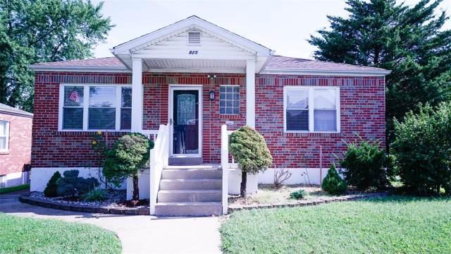 825 Cumberland, St Louis, MO 63125 (#19062995) :: Hartmann Realtors Inc.