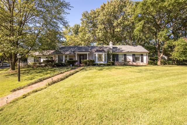 357 Summerdale Lane, Olivette, MO 63132 (#19065980) :: Peter Lu Team