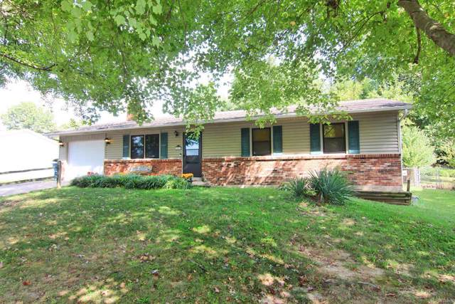 202 Oaklane Drive, Cape Girardeau, MO 63701 (#19066623) :: St. Louis Finest Homes Realty Group