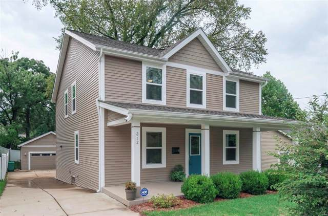 312 Tuxedo, St Louis, MO 63119 (#19066691) :: RE/MAX Professional Realty