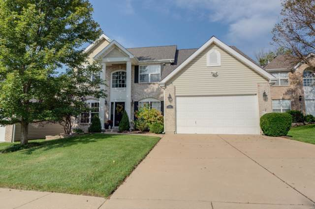 1362 Arbor Bluff Circle, Ballwin, MO 63021 (#19066760) :: St. Louis Finest Homes Realty Group