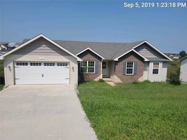 121 Lyle Curtis Circle, Waynesville, MO 65583 (#19067044) :: RE/MAX Professional Realty