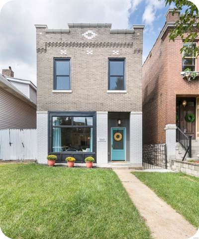 3845 Fairview Avenue, St Louis, MO 63116 (#19067359) :: Clarity Street Realty