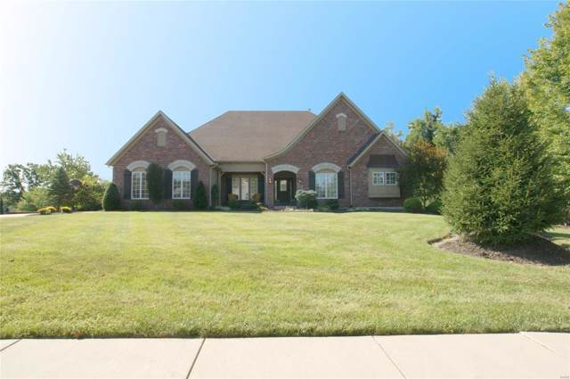 18238 Canyon Forest Court, Chesterfield, MO 63005 (#19067591) :: The Kathy Helbig Group