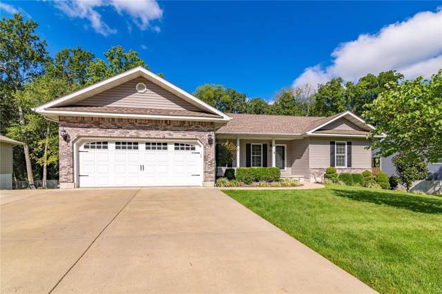 835 Timberline Drive, Farmington, MO 63640 (#19067644) :: Holden Realty Group - RE/MAX Preferred