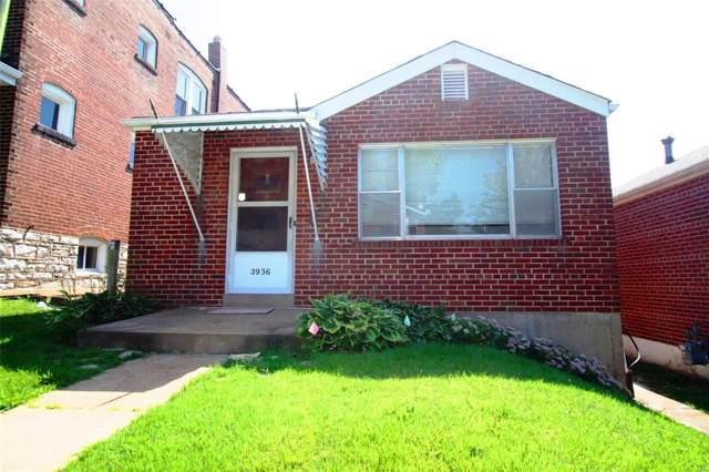 3936 Mcdonald Avenue, St Louis, MO 63116 (#19067707) :: Clarity Street Realty