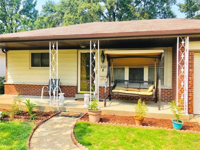 8385 Lonkar Drive, St Louis, MO 63123 (#19067900) :: Walker Real Estate Team