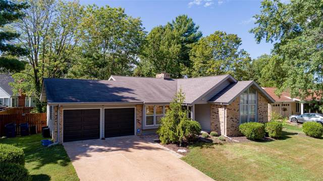 2181 Silverwood Lane, Chesterfield, MO 63017 (#19068392) :: Kelly Hager Group | TdD Premier Real Estate