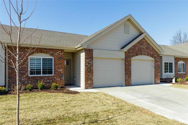 406 Weichens Drive, Saint Peters, MO 63376 (#19068894) :: Clarity Street Realty