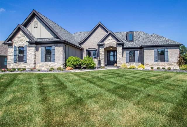 105 Stone Ridge Meadows Drive, O'Fallon, MO 63366 (#19069070) :: Kelly Hager Group | TdD Premier Real Estate