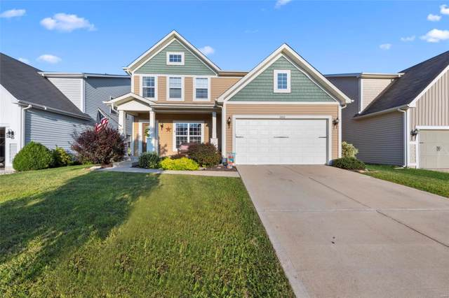 502 Country Chase Drive, Lake St Louis, MO 63367 (#19069186) :: Matt Smith Real Estate Group