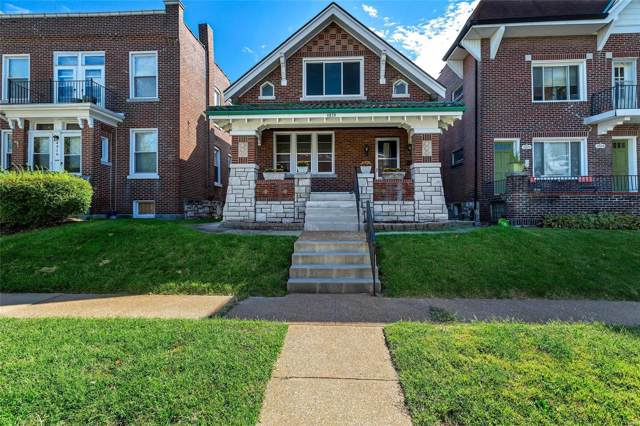 4920 Finkman, St Louis, MO 63109 (#19069468) :: St. Louis Finest Homes Realty Group