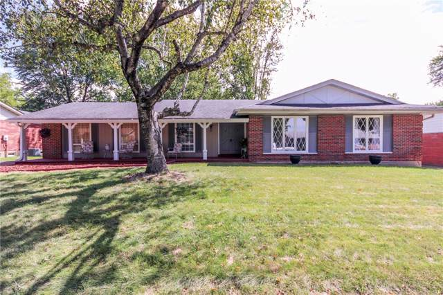 6552 Sagamore Hills Court, Florissant, MO 63033 (#19069632) :: Holden Realty Group - RE/MAX Preferred