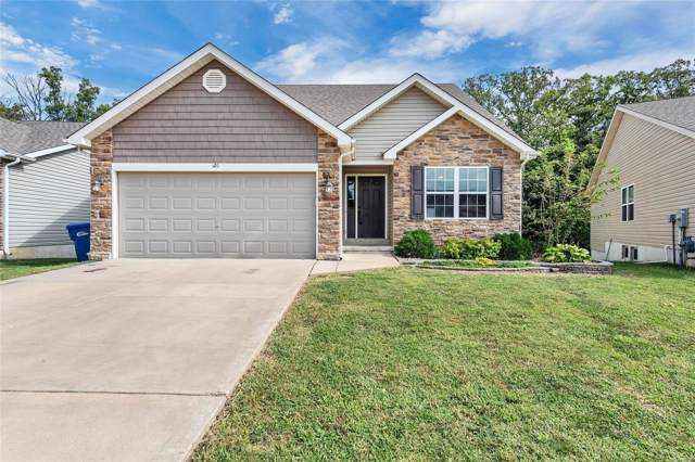 126 Ivy Brook Drive, Wentzville, MO 63385 (#19069692) :: Kelly Hager Group | TdD Premier Real Estate