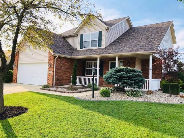 7000 Stoney Creek Drive, Edwardsville, IL 62025 (#19069777) :: Hartmann Realtors Inc.