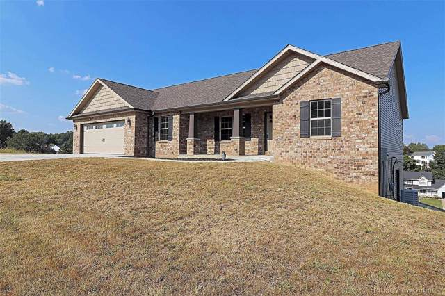 3582 Millview Crossing, Cape Girardeau, MO 63701 (#19069864) :: Peter Lu Team