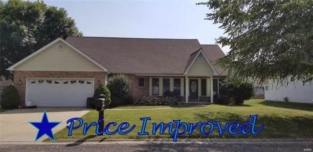 9 Michelle Drive, Mascoutah, IL 62258 (#19070277) :: Holden Realty Group - RE/MAX Preferred