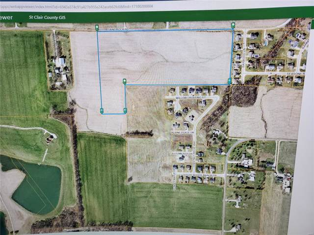 0 Sand Rock & Knab Road, Smithton, IL 62285 (#19070306) :: Fusion Realty, LLC