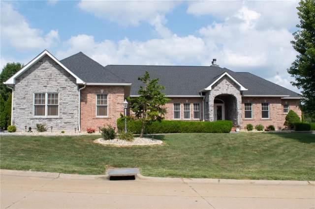823 Ridge Road, Waterloo, IL 62298 (#19070334) :: Hartmann Realtors Inc.