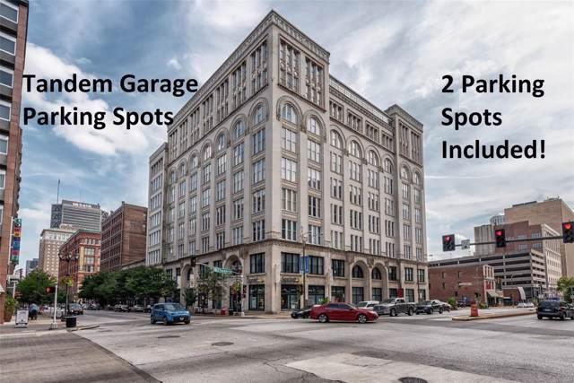 1136 Washington Avenue #408, St Louis, MO 63101 (#19070416) :: Clarity Street Realty