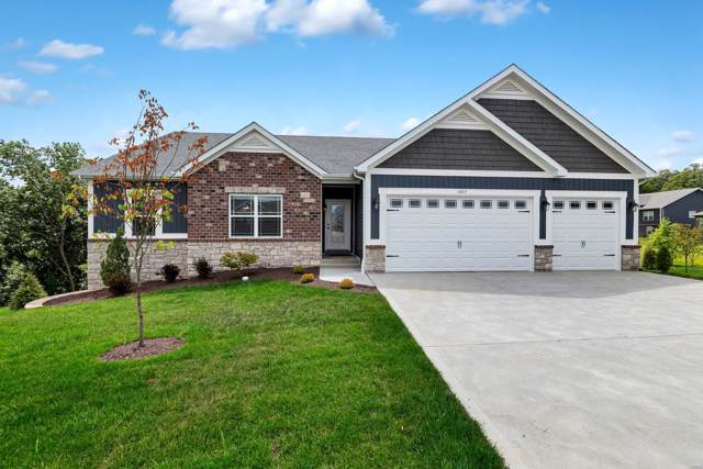 1807 Barclay Forest Court, Wentzville, MO 63385 (#19070522) :: Kelly Shaw Team
