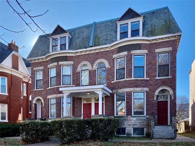 4366 W Pine A, St Louis, MO 63108 (#19070665) :: Hartmann Realtors Inc.