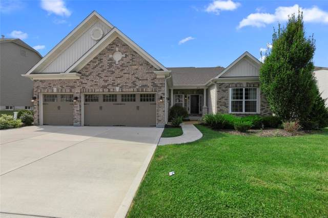 104 Wilmer Valley Drive, Wentzville, MO 63385 (#19071331) :: Clarity Street Realty